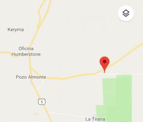 Terrenos de 5250 y 7250 m2 Pozo Almonte Km 18 hacia Cerro Colorado y Collahuasi